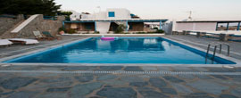 Villa to Rent in Mykonos - Greece