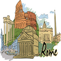 Vacation rentals in Rome, Italy